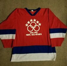 NIHL All Stars 2002-2003 Jersey Men's XXL Fast Shipping