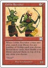 GOBLIN RECRUITER Sixth Edition MTG Red Creature — Goblin Unc
