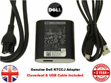 24W AC Adapter Mains Charger for Dell Venue Pro KTCCJ DA24NM130 19.5V 1.2A NEW