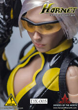 "Flirty Girl 1/6 Scale 12"" Heroes of the North Hornet Female Figure FGCDX-005"
