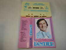 JACK LANTIER - LOT DE 4 K7 audio / Audio tape !!! READER'S DIGEST !!!