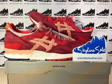 Ds Asics X Ronnie Fieg Glv Volcano Sz 10.5  Kithstrike Kith With Socks Laces