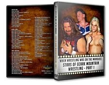 Ozark Mountain Pro Wrestling Volume 1 DVD, Cactus Jack Tracey Smothers