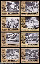 EAT MY DUST Vintage Australian Lobby Card set Ron Howard Drag Race