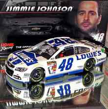 JIMMIE JOHNSON 2014 LOWES 1/24  SCALE ACTION NASCAR DIECAST