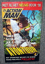 Action Man - Oude Catalogus 1998 - 14 pag.