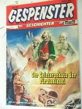 1 x Comic - Gespenster Geschichten - Heft Nr. 197 - Bastei -Z.1-2