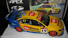 1/18 APEX FORD FG FALCON #17 DJR JOHNSON WALL 2014 BATHURST SHELL RETRO CAR