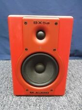 M-Audio Studiophile BX5a Deluxe Studio Monitor Limited Edition Red!