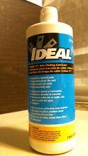 Ideal Yellow 77 Wire Pulling Lubricant 1 qt. #31-358