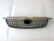 CHROM GRILL FOR 2003-2006 TOYOTA COROLLA ALTIS JDM BUMPER GRILLE 03 04 05 06