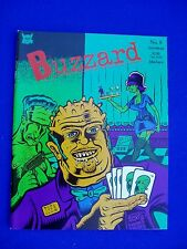 Buzzard 7 alternative & underground comix magazine. VFN.