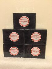 5 x Original Black Licorice Skin Whitening Lightening Bleaching Soap. USA SELLER