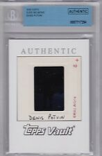 DENNIS POTVIN 1978 Topps Vault Slide photo from 11/78 BGS Authentic 1/1