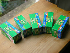 5x fuji superia 400 120 medium format roll color print  films outdate 05/2008
