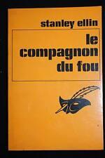 LE COMPAGNON DU FOU STANLEY ELLIN