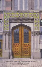 AK Dresden Orientalische Tabakfabrik Yenidze Südliches Portal Litho ungel 1910