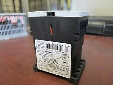 Siemens Sirius Contactor 3RT1016-1BB41 24VDC Coil Used