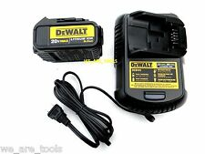 Dewalt DCB200 3.0 AH 20V Battery, DCB101 Charger MAX For Drill,Saw,Grind 20 volt