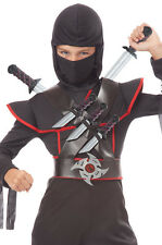 Stealth Ninja  Samuri Weapons Belt Accessory Blade Sword