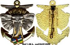 LEGION,E.F.A.O, éléphant, défenses blanches, ajouré, dos doré, Guymo(2970)(6352)