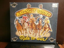 Racing 'N Rodeo Ride to Win! Board Game 2008 Weekend Farmer Brand New