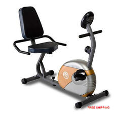 Recumbent Bike Magnetic Exercise Fitness Workout Stationary Cardio Trainer Home
