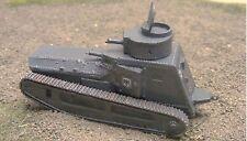 MGM 80-118 1/72 Resin WWI German Light Tank Leichter Kampfwagen II MG