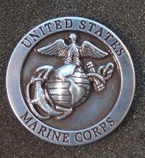 US Marine Corps Military Concho Leather Jacket Vest Belt Clothing Accessory