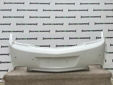 VAUXHALL INSIGNIA VXR HATCHBACK 2009-2012 REAR BUMPER IN WHITE [Q149]