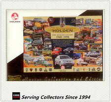 HOLDEN MASTER SERIES (II) TRADING CARDS POSTER CARD P10-Holden 1988