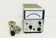 Agilent / HP 432A Analog RF Power Meter, W/ HP 478A Thermistor Mount & Cable