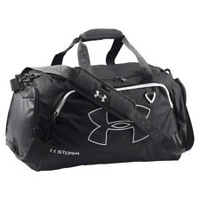 UNDER ARMOUR NEW Mens Black Duffel Bag Undeniable II Duffel Bag BNWT