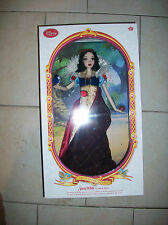Disney Deluxe Limited Edition Dolls Snow White -Queen of Hearts 8 DOLLS SERIES