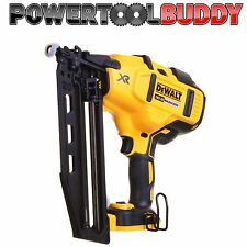 DeWalt DCN660 N 18volt Li-ion 32-64mm Cordless 16G Angled Nailer BODY ONLY