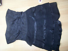 Superb Black Party DRESS SIZE 12 Brand NEW Unwanted Gift
