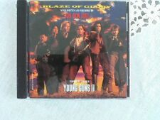 Jon Bon Jovi : Blaze Of Glory CD (1990) BMI Version
