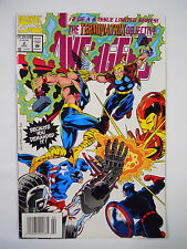 VINTAGE! Marvel Comics Avengers: The Terminatrix Objective #2 (1993)