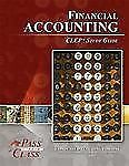 Financial Accounting CLEP Test Study Guide - PassYourClass Like New