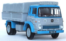 36304 EFE Bedford TK 2 Axle Short Dropside Lorry Russell Bathgate 1:76 Diecast