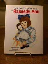 Raggedy Ann and Andy book New signed by Joni Gruelle in 2001