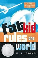 Fat Kid Rules the World by K. L. Going (2004, Paperback, Reprint)