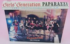 SNSD Girls' Generation PAPARAZZI Japan 1st Limited CD+DVD+2newspaper booklet