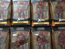 X-Men Marvel Legends 6-Inch Deadpool Action Figure IN HAND