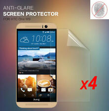 4 x Anti Glare Matte Screen Protector Protective Cover Guard Skin For HTC One M9