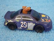 Burger King * Scooby Doo  * Race Car