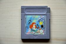 GB - Disney's: The Little Mermaid für Nintendo GameBoy