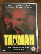 Joe Pantoliano Elzabeth Berkley TAXMAN ~ 1999 Crime Thriller | UK DVD