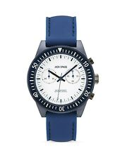 Jack Spade Men's Wilkins Swiss Quartz Blue Watch 38mm GIFT NIB $398