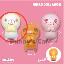 iBloom Bread Doll Angel Sugar Normal Size Rare Squishy (White)